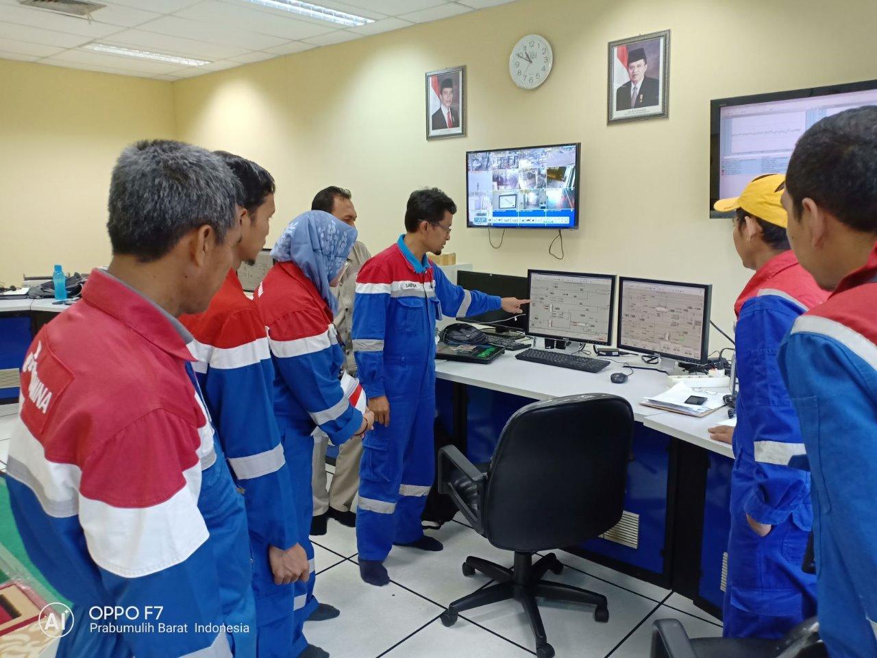 Dengan inovasi integrated Gas Monitoring And conditioning Pertamina EP Raih Kenaikan Revenue Rp 239 Milyar