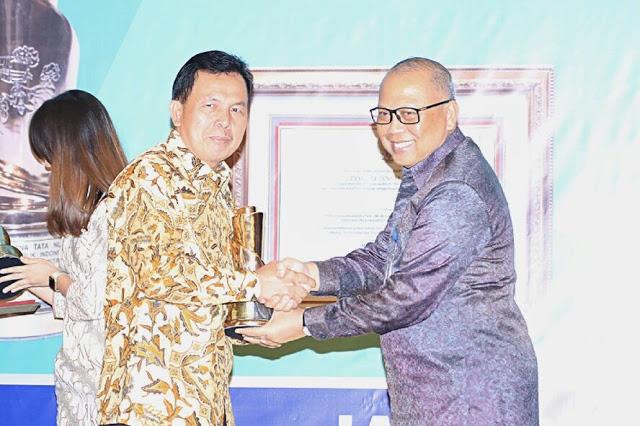 Kota Prabumulih Raih Penghargaan WTN