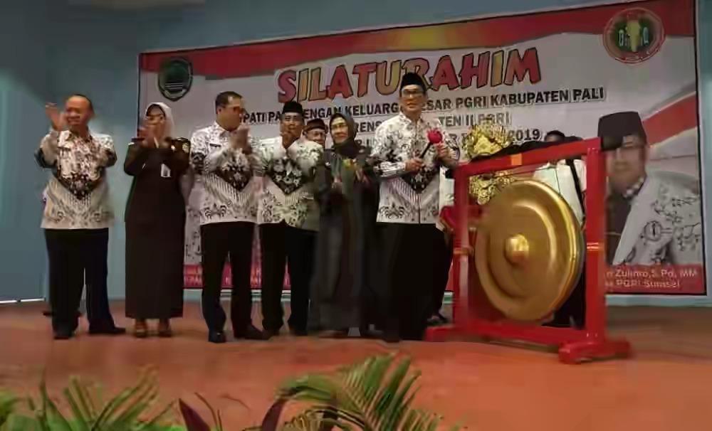 Kabupaten PALI  Gelar Konferkab PGRI Ke II