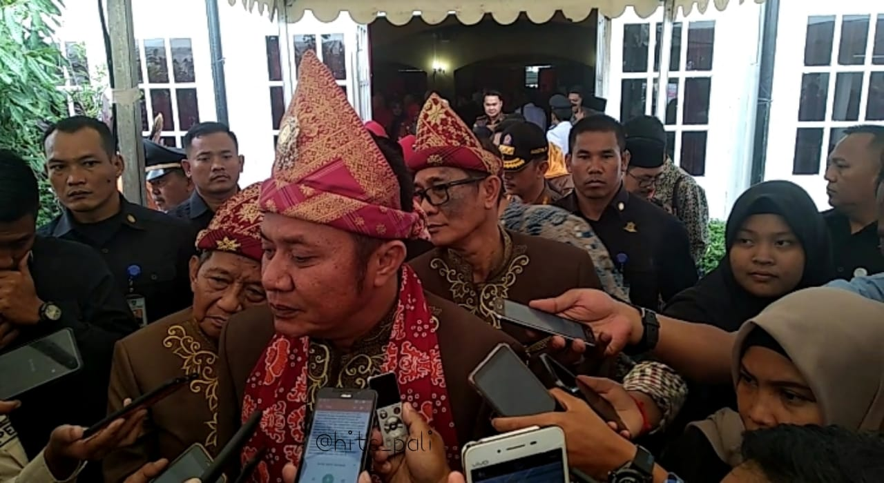 Gubernur Sumsel Hadiri HUT Kabupaten PALI
