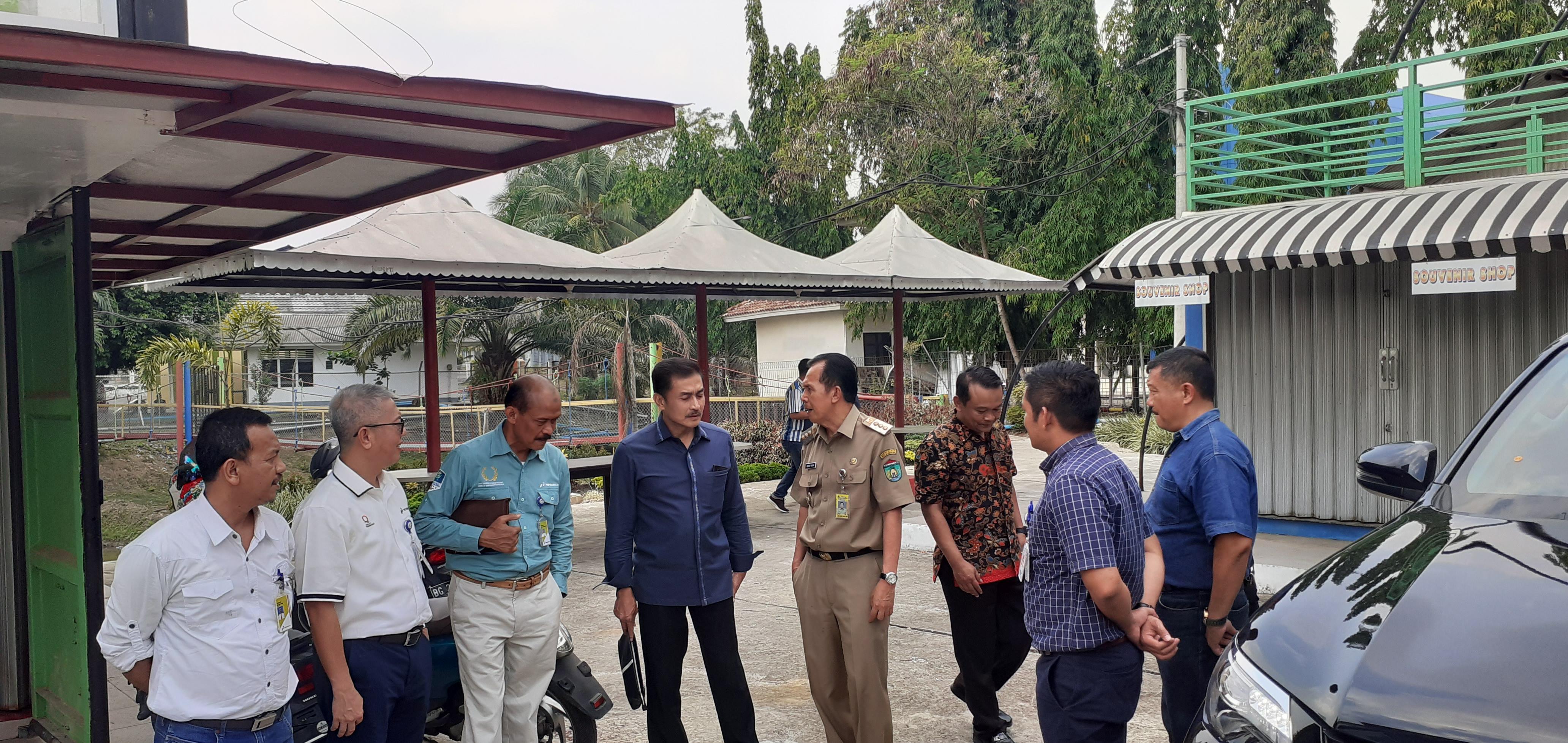 Walikota Salatiga Beserta Rombongan DiDampingi Walikota Prabumulih Berkunjung Ke Museum 3D Pertamina Asset ll