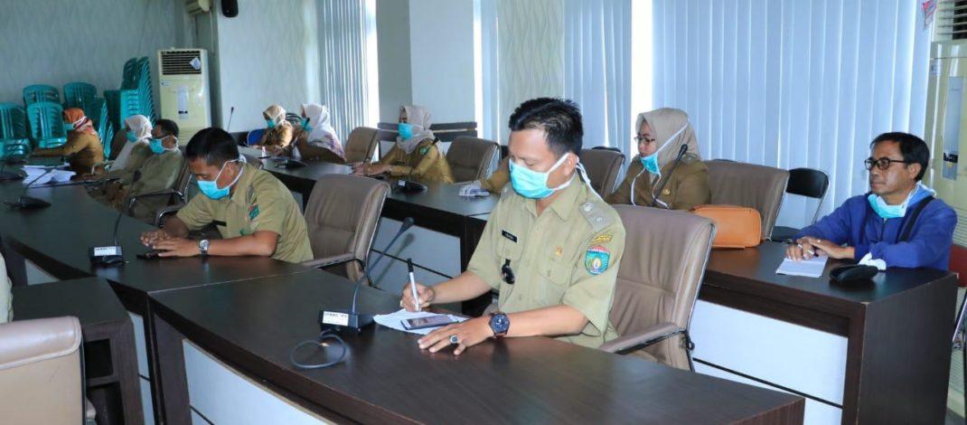 Pemkot Adakan Penyemprotan Disinfektan Massal Pada 25 Maret 2020
