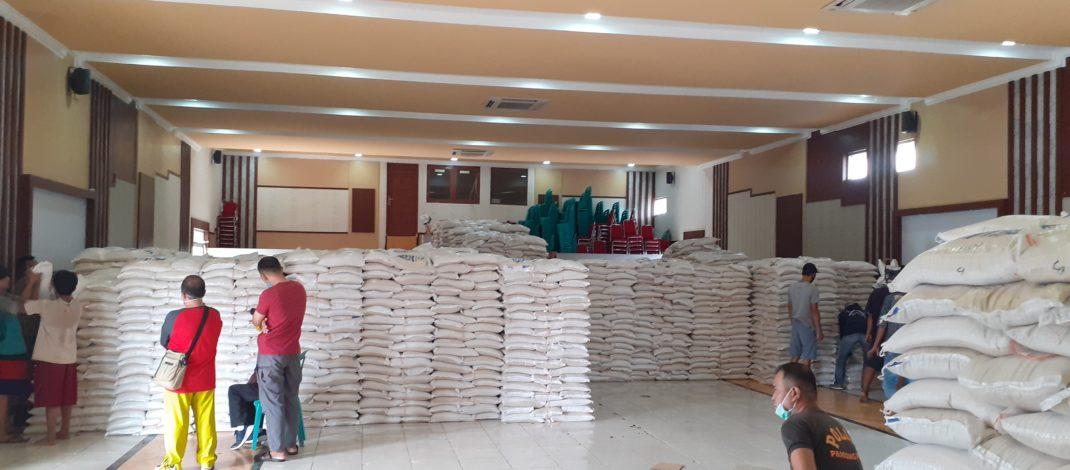Pemerintah Kota Prabumulih Salurkan Bantuan Sembako Tahap Ke 2, Bagi 38 Ribu KK