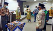 Kadishub Prabumulih Resmi Di Jabat Martodi HS